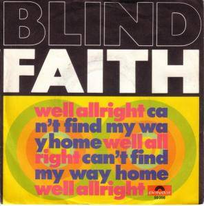 Cover - Blind Faith: Well  All Right