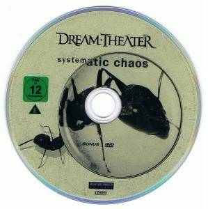 Dream Theater: Systematic Chaos (CD + DVD) - Bild 4