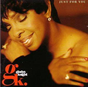 Cover - Gladys Knight: Just For You