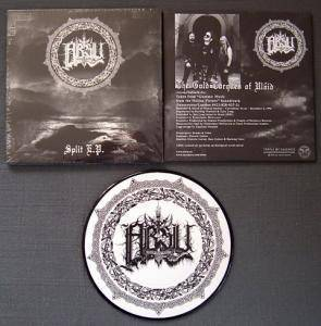 "Absu / Demonical: Absu / Demonical (Split-PIC-7"") - Bild 2"