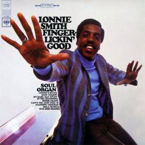 Cover - Lonnie Smith: Finger Lickin' Good