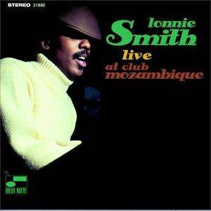 Cover - Lonnie Smith: Live At Club Mozambique