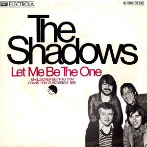 The Shadows: Let Me Be The One - Cover