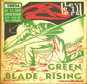 Levellers: Green Blade Rising - Cover