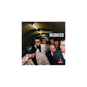 Madness: Wonderful - Cover
