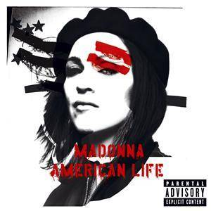 Madonna: American Life - Cover