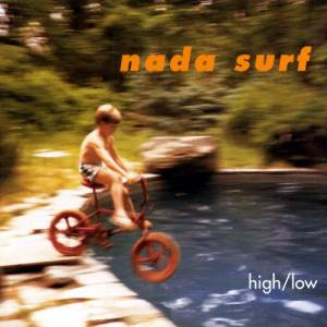 Cover - Nada Surf: High/Low