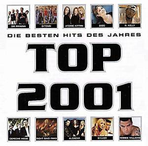 Top 2001 - Cover
