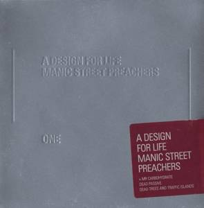 Manic Street Preachers: Design For Life, A - Cover