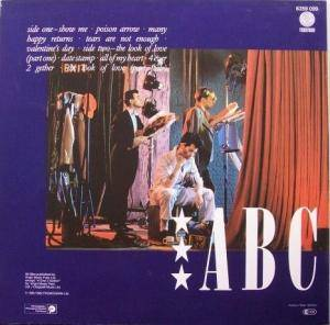 ABC: The Lexicon Of Love (LP) - Bild 2
