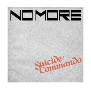 No More: Suicide Commando - Cover