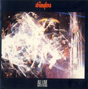 The Stranglers: All Live And All Of The Night - Cover