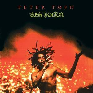 Peter Tosh: Bush Doctor - Cover