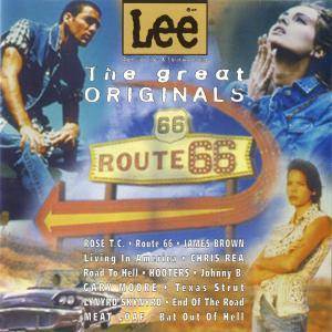 Route 66 - The Great Originals - Cover