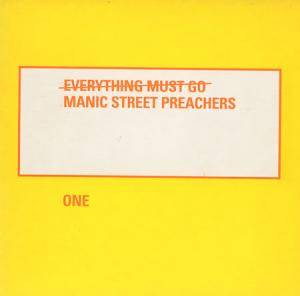 Manic Street Preachers: Everything Must Go - Cover