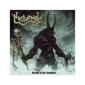 Nocturnal: Arrival Of The Carnivore (CD) - Bild 1