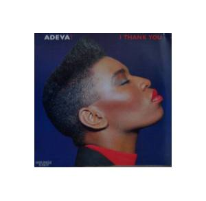 Adeva: I Thank You - Cover