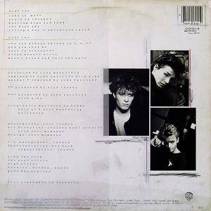 a-ha: Hunting High And Low (LP) - Bild 2