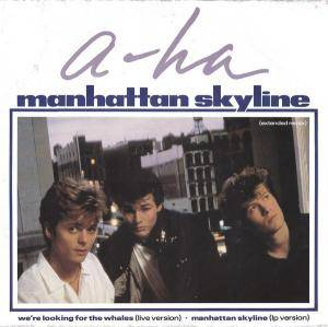 a-ha: Manhattan Skyline - Cover