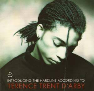 Terence Trent D'Arby: Introducing The Hardline According To Terence Trent D'Arby - Cover
