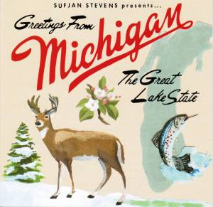 Cover - Sufjan Stevens: Michigan