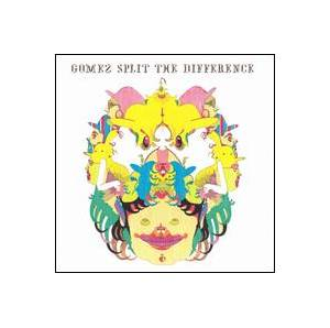 Gomez: Split The Difference - Cover
