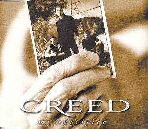 Creed: My Sacrifice - Cover