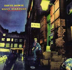 David Bowie: Rise And Fall Of Ziggy Stardust And The Spiders From Mars, The - Cover
