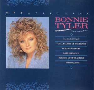 Cover - Bonnie Tyler: Greatest Hits, The