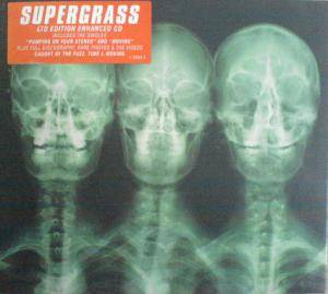 Supergrass: Supergrass - Cover