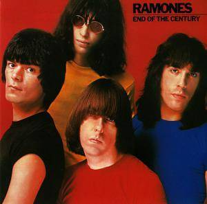Cover - Ramones: End Of The Century