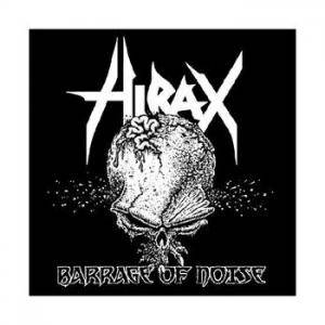 Hirax: Barrage Of Noise - Cover