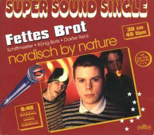 Fettes Brot: Nordisch By Nature (Single-CD) - Bild 1