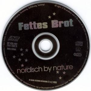 Fettes Brot: Nordisch By Nature (Single-CD) - Bild 4
