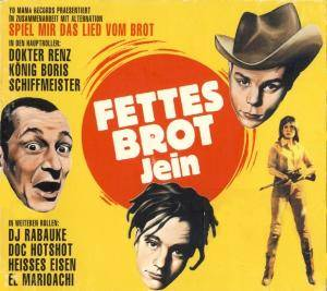 Fettes Brot: Jein (Single-CD) - Bild 1
