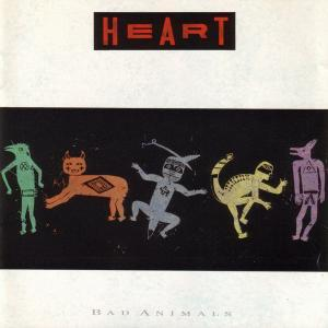 Heart: Bad Animals - Cover