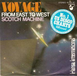 Cover - Voyage: From East To West