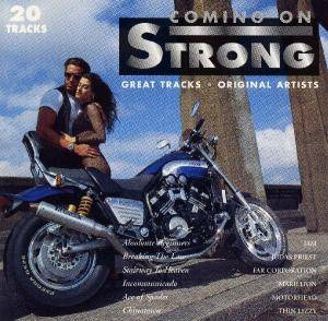 Cover - Jags, The: Coming On Strong