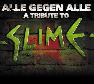 Cover - Shearer: Alle Gegen Alle - A Tribute To Slime