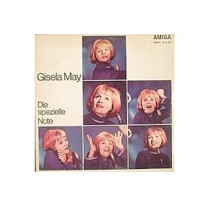Cover - Gisela May: Spezielle Note, Die