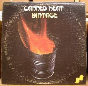 Cover - Canned Heat: Vintage