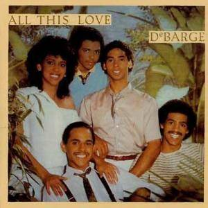 Cover - DeBarge: All This Love