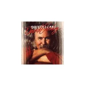David Crosby: Oh Yes I Can (LP) - Bild 1
