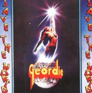 Cover - Geordie: Save The World