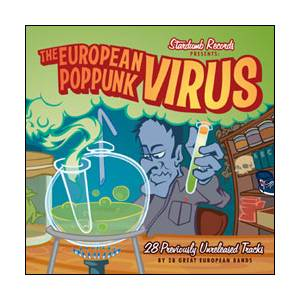 European Poppunk Virus, The - Cover