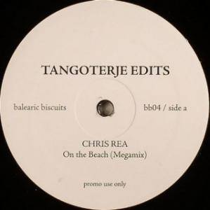 Cover - Chris Rea: On The Beach / Belladonna (Tangoterje Edits)