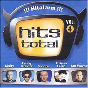 Cover - 1 Giant Leap Feat. Robbie Williams & Maxi Jazz: Hits Total Vol. 4