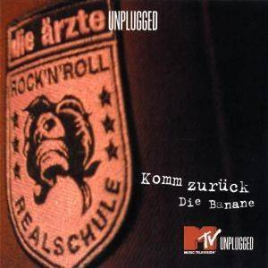 Die Ärzte: Komm Zurück / Die Banane (Single-CD) - Bild 1
