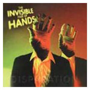 Cover - Invisible Pair Of Hands, The: Disparation