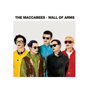 The Maccabees: Wall Of Arms - Cover